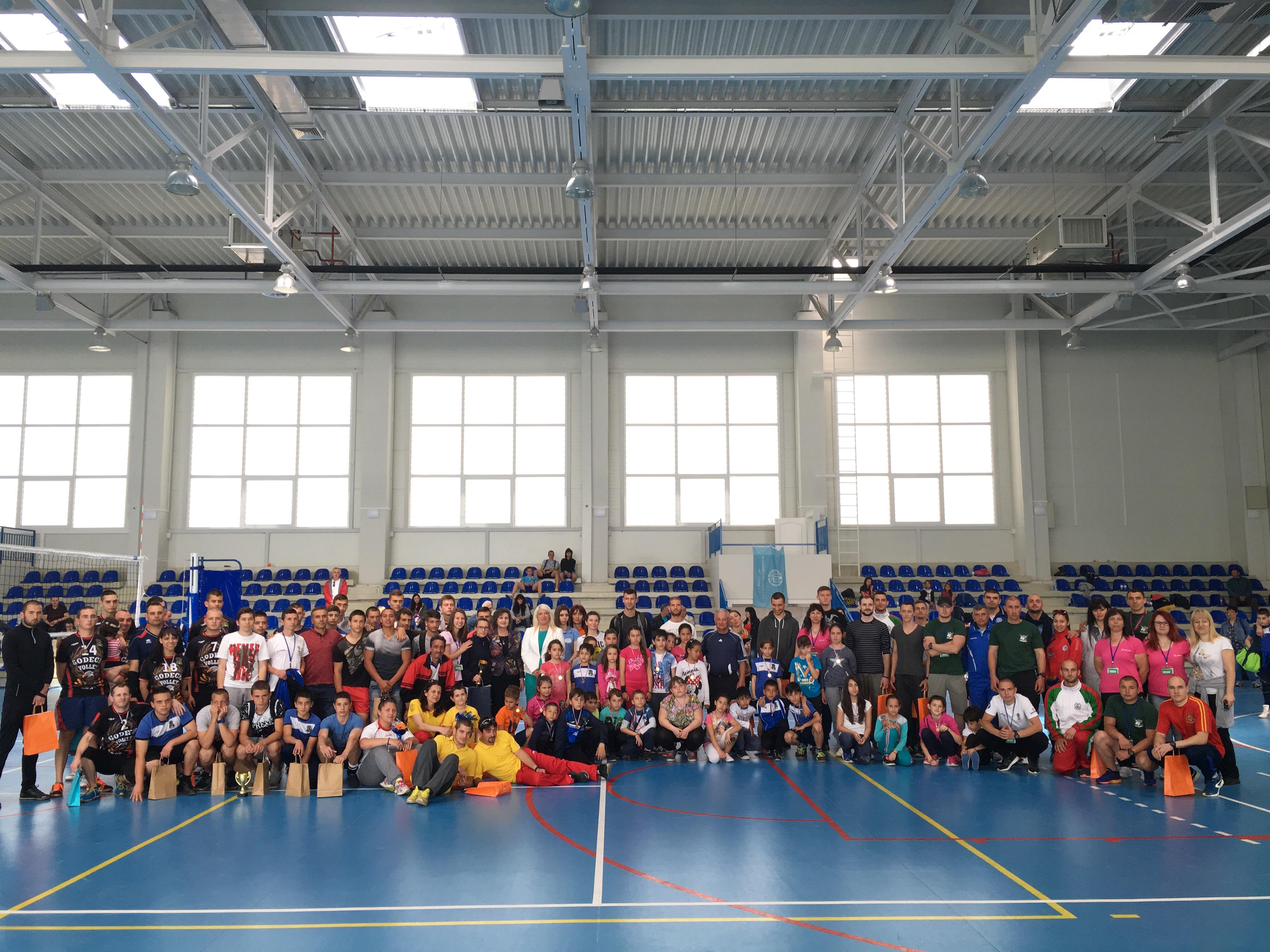 НСА, Община Годеч и Спортен клуб – Годеч в грандиозен спортен спектакъл (СНИМКИ)