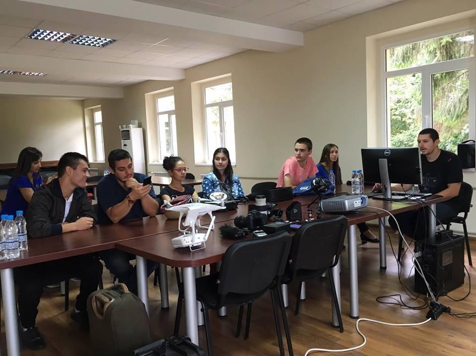 Община Годеч бе домакин на уъркшоп по заснемане на 360 градусов видеорепортаж