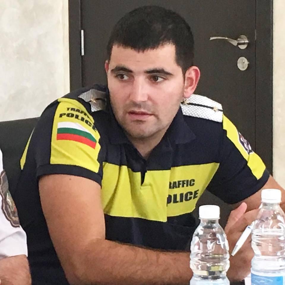Най-младият полицай в РУ-Годеч скъса с ергенлъка